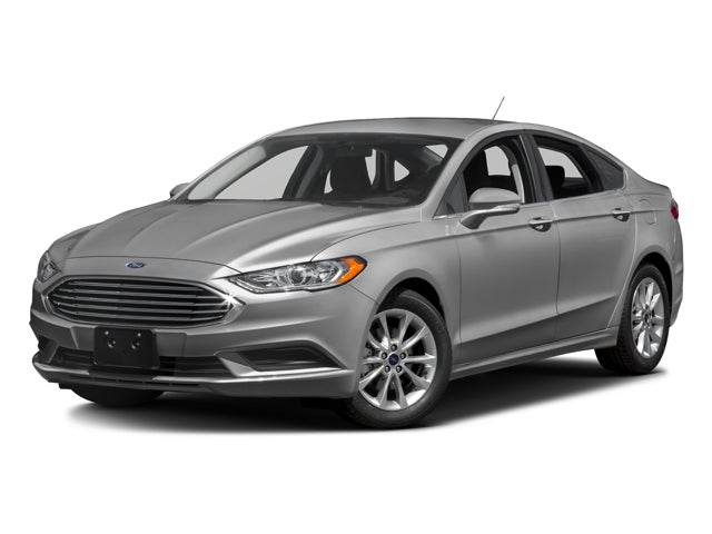 2017 Ford Fusion Se In Salisbury Nc Cloninger Of
