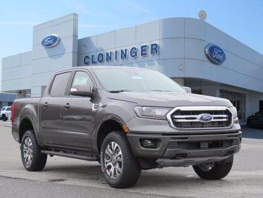 Cloninger Ford Salisbury >> 2019 Ford Ranger Lariat