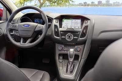 2018 Ford Focus Interior Salisbury Nc Cloninger Ford
